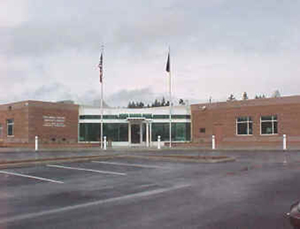 Columbia County Justice Facility